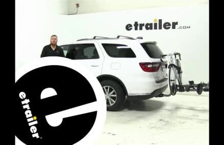 Kuat  Hitch Bike Racks Review – 2015 Dodge Durango – etrailer.com Detroit Michigan 2018