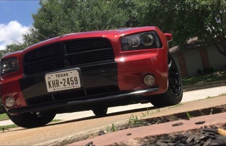New Rims For The Charger! Local Area 79832 Alpine TX