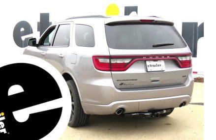 Trailer Wiring Harness Installation – 2018 Dodge Durango – etrailer.com Kansas Kansas 2018