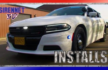 A Yamhill Sheriff Dodge Charger Installation Now at 28814 Asheville NC