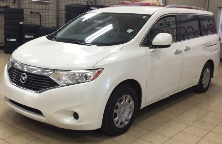 2012 Nissan Quest S Review at Milwaukee 53210 WI