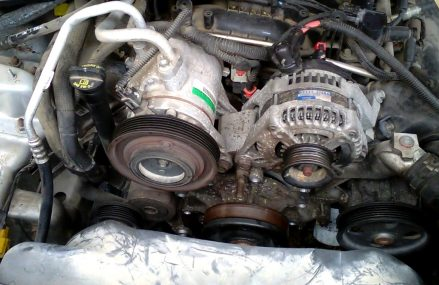 Dodge Caliber Ac Compressor From San Antonio 78251 TX USA