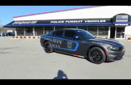2018 Dodge Charger Police Pursuit Vehicle   |  John Jones Police Pursuuit Vehicles Within Zip 19701 Bear DE