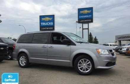 2015 Dodge Grand Caravan U52370 Near Myrtle 65778 MO