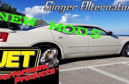 Charger R/T Mods: 180 Thermostat & 240 Singer Alternator ✔ Around Zip 21217 Baltimore MD