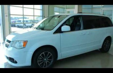 2017 Dodge Grand Caravan Rocky Mount NC P715935 in Maumee 43537 OH
