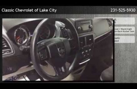 2013 Dodge Grand Caravan SE  – Cadillac at Morehead City 28557 NC