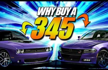 Why Buy A 345 Charger/Challenger? // Mopar Review For 48705 Barton City MI