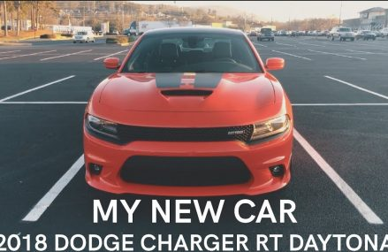 MY NEW CAR –  2018 DODGE CHARGER RT DAYTONA at 29901 Beaufort SC