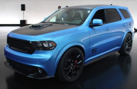 WHAT HAPPENED TO 2019 DODGE DURANGO SHAKER Lakewood Colorado 2018