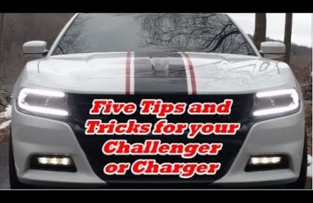 Five Tips and Tricks for your Charger/Challenger in 8205 Absecon NJ