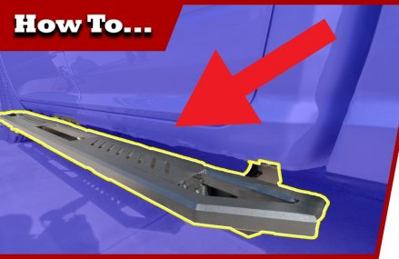 How To Install iArmor Running Boards! ✔️ Near 78666 San Marcos TX