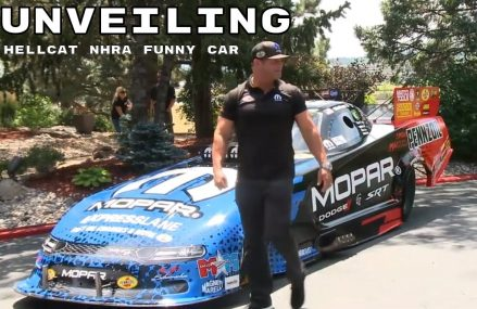 2019 Dodge Charger SRT Hellcat NHRA Funny Car Unveiling Around Zip 29001 Alcolu SC