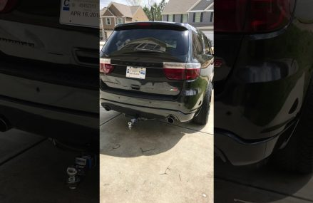 2015 DODGE DURANGO ON 26 INCH RIMS (IROCS) Orlando Florida 2018
