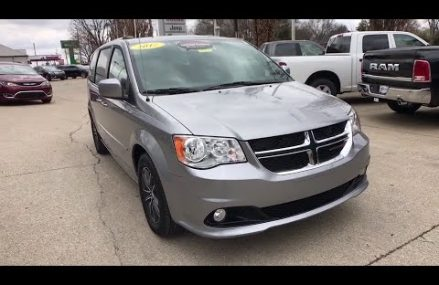 2017 Dodge Grand Caravan Louisville, Lexington, Elizabethtown, KY New Albany, IN, Jeffersonville, IN From Moxahala 43761 OH