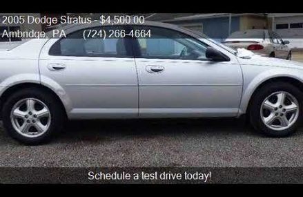Dodge Stratus Engine For Sale at Port Clinton 43452 OH