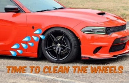 How to Clean you Wheels & Tires in 58008 Barney ND