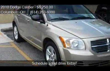 Dodge Caliber Wagon Near Leander 78641 TX USA