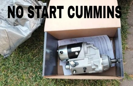 How to replace Dodge ram Starter (Cummins) 94-98 Cleveland Ohio 2018