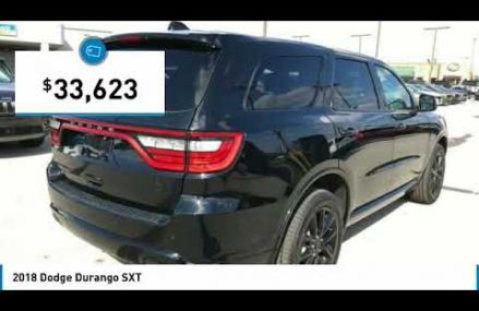 2018 Dodge Durango Hanover PA HD1713 Fort Worth Texas 2018