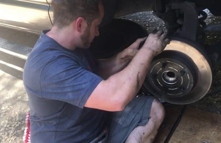 How to change wheel hub bearings on a 2005 Dodge Ram 1500 | Strongman Garage Shreveport Louisiana 2018