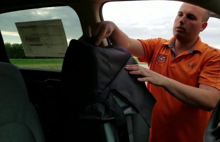 How To Install 2019 RAM Front Seat Covers From 66090 Wathena KS