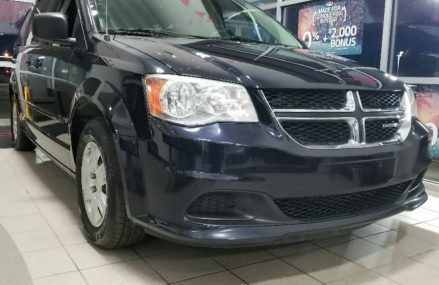 2011 Dodge Grand Caravan Stow 'N Go From Mulberry 66756 KS