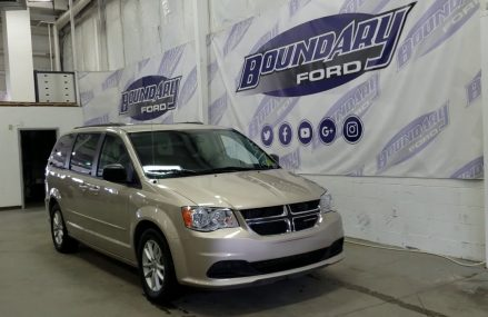 Preowned 2015 Dodge Grand Caravan SXT W/ Cloth, DVD, V6 Overview | Boundary Ford For Minisink Hills 18341 PA