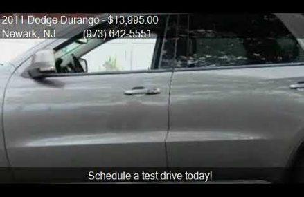 2011 Dodge Durango Crew Lux AWD 4dr SUV for sale in Newark, Augusta-Richmond Georgia 2018