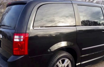 Mobility/Wheelchair 2010 Dodge Caravan 72k, Rebuilt Title, $16,950 Local Micaville 28755 NC