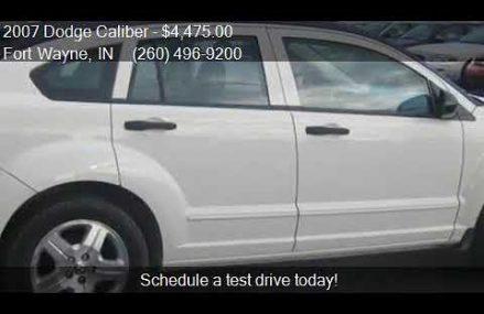 Dodge Caliber Manual Transmission From Wichita Falls 76301 TX USA