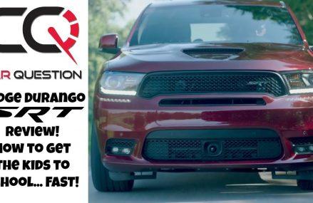 Dodge Durango SRT Review   The SUV on Steroids! Newport News Virginia 2018