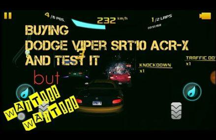 Dodge Viper Acr X  Augusta International Raceway, Augusta, Georgia 2018