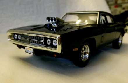 1970 Dodge Charger – The Fast and The Furious 1/25 diecast. Around Zip 63011 Ballwin MO