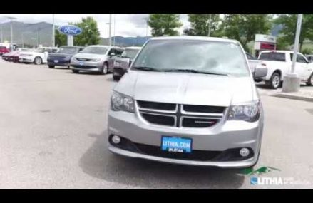2017 Dodge Grand Caravan GT 3970 at New York City 10080 NY