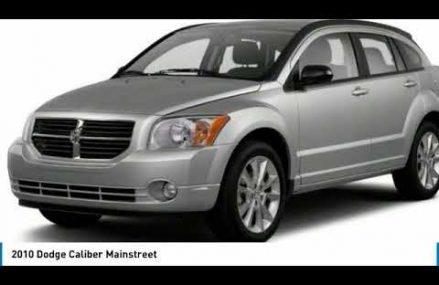Dodge Caliber Oil Filter in Stephenville 76401 TX USA