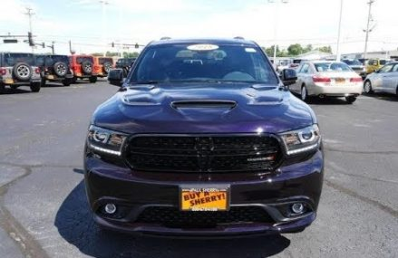 2018 Dodge Durango GT Blacktop AWD For Sale Dayton Troy Piqua Sidney Ohio | 28416T Topeka Kansas 2018