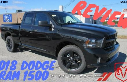 2018 DODGE RAM 1500 WITH BLACKOUT PACKAGE REVIEW – MOST AFFORDABLE PICK UP TRUCK ! Zip Area 32792 Winter Park FL