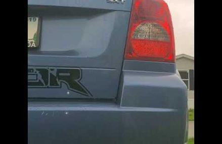 Dodge Caliber Custom at Tow 78672 TX USA