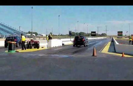 Dodge Caliber V8 at Los Ebanos 78565 TX USA