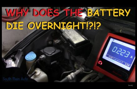 Diagnosing Battery Draw (Battery Goes Dead Overnight) For Maxwelton 24957 WV