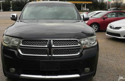 2011 Dodge Durango Citadel Demo Garland Texas 2018