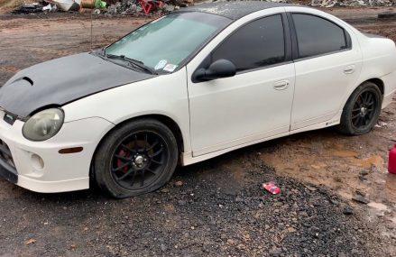 SCRAPPED?!? SRT4 Dodge Neon Turbo! Savannah Georgia 2018