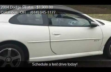 Dodge Stratus Coupe 2004 – Portland 97282 OR