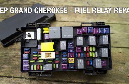 TIPM Repair Jeep Chrysler – Fuel Pump Relay Lubbock Texas 2018