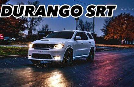 DODGE DURANGO SRT 2018 – TEST-DRIVE / REVIEW Modesto California 2018