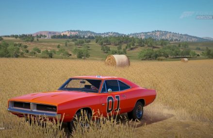 Forza Horizon 3| GENERAL LEE [Cop Chase] in 76622 Aquilla TX