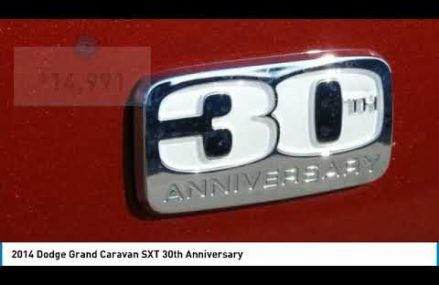 2014 Dodge Grand Caravan 300091A For Luttrell 37779 TN