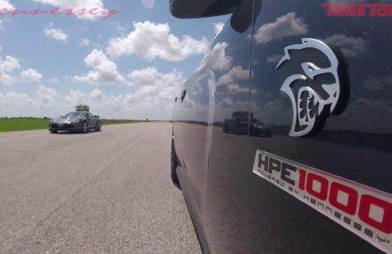Dodge Viper Vs Z06 at Baer Field Speedway, Fort Wayne, Indiana 2018