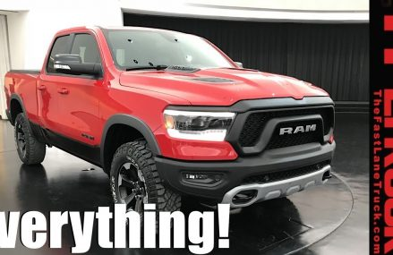 Breaking News: Everything There Is To Know About The 2019 Ram 1500 Area Near 4985 West Forks ME